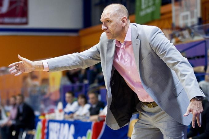 Coach Jaksa Vulic extended with Slovenian champion Helios Suns