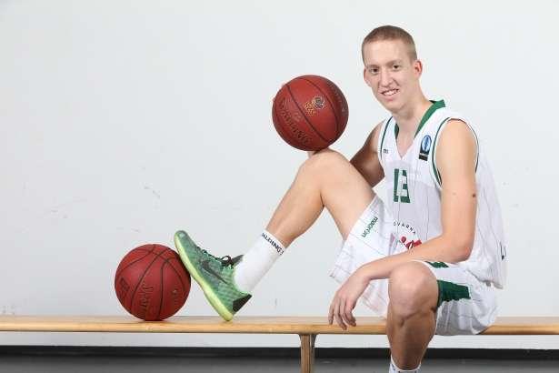 Miha Lapornik signed with Bilbao Basket Berri Sad