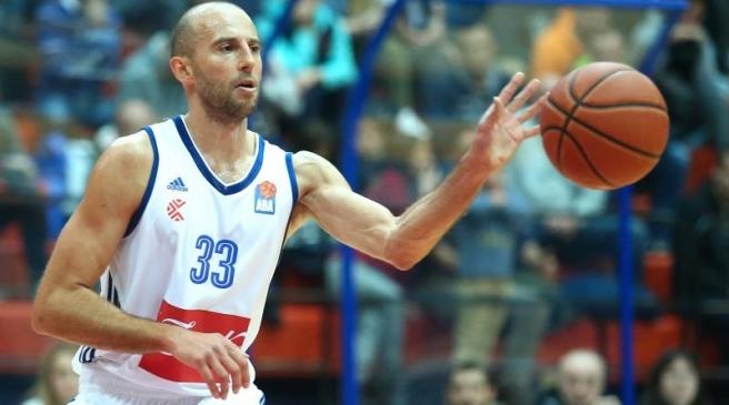 Nebojsa Joksimovic remains with Cibona