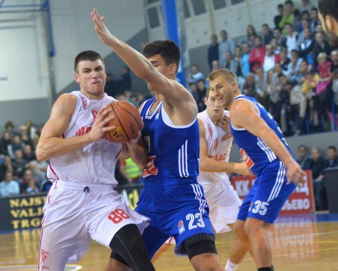Tomislav Gabric joined BCM U Pitesti