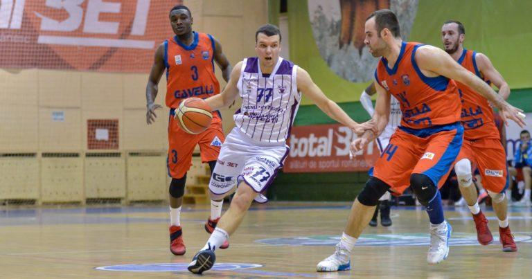 Aleksandar Kostoski remains with BCM U Pitesti