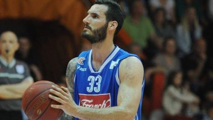 Ivan Siriscevic joined GKK Šibenik