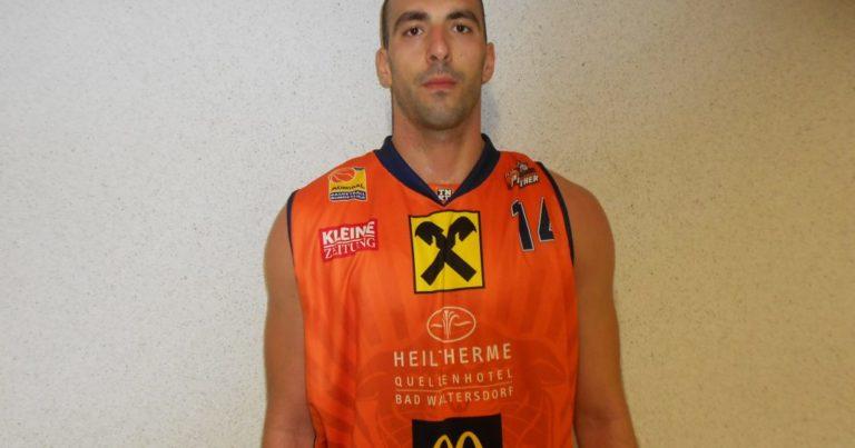 Marino Sarlija signed with Furstenfeld Panthers