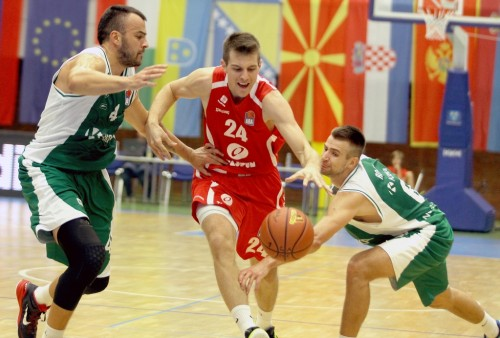 Aleksandar Ponjavic signed on 10 days try out plus rest of the season with JL Bourg-Pro B