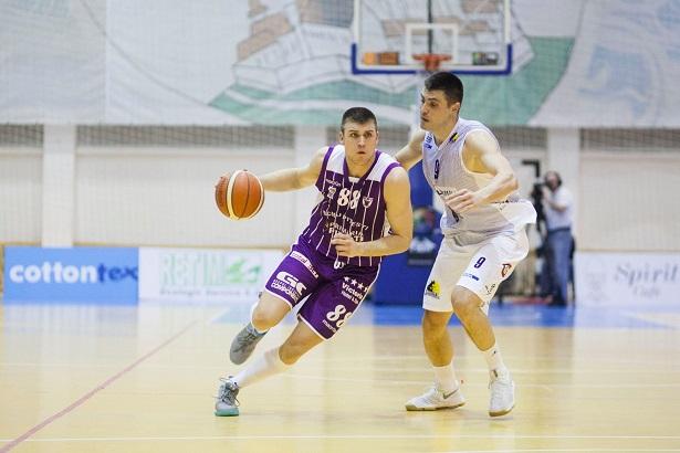 Tomislav Gabric joined Treviso Basket