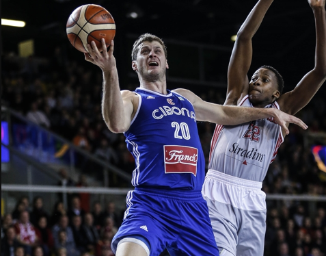 Marin Rozic remains with Cibona