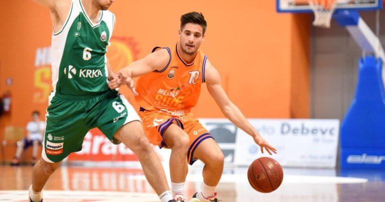 Juraj Segaric joined KK Gostivar