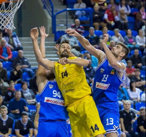 Mladen Primorac joined Brno