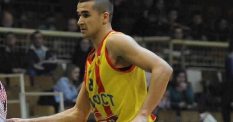 Stefan Mijovic joined Rogaska