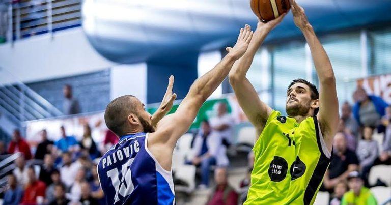Mladen Primorac joined Bosco Zagreb