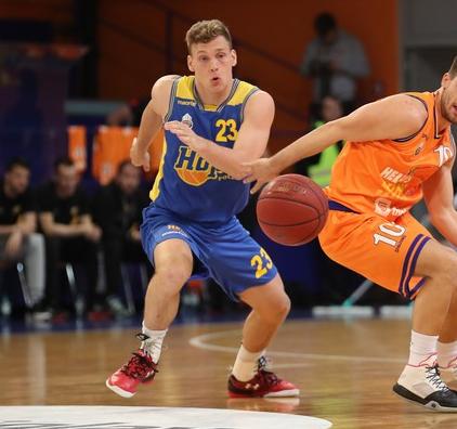Andraz Rogelja joined BC Winterthur