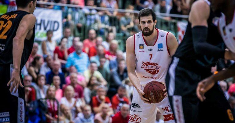 Domagoj Bubalo joined Dinamo Tbilisi