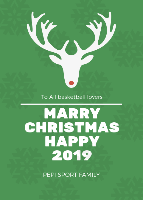 Merry Christmas and Happy 2019