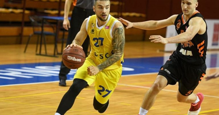 Nikola Korac joined Sibenik