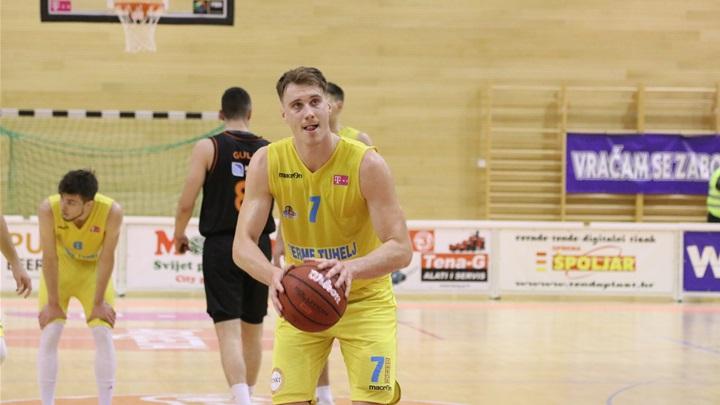 Domagoj Samac joined BC Vienna