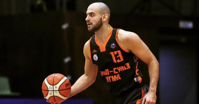 Mirza Sarajlija joined BC Koroivos