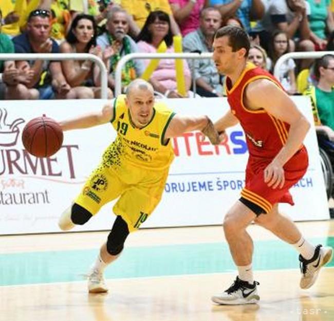 Miha Vasl joined Prievidza